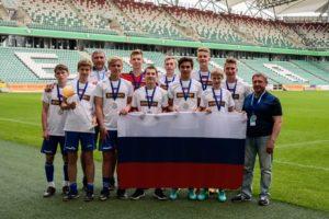 ФК «Тотем» – серебряный призёр чемпионата мира