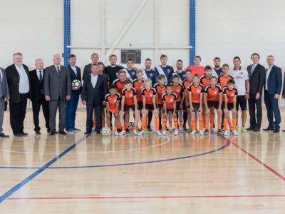 Открылся многофункциональный спортивный комплекс «Тотем»