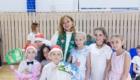 Дед Мороз из Великого Устюга посетил спорткомплекс «Тотем»