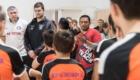 Международные гости посетили спорткомплекс Тотем