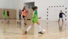 Любимая игра девчонок - футбол