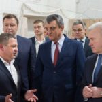 Полпред Президента России в СФО посетил спорткомплекс «Тотем»