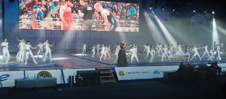 XXIX Международный турнир по вольной борьбе имени Ивана Ярыгина