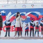 В Красноярске прошла акция «Вперёд, Россия»!