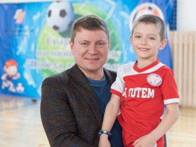 Мэр Красноярска открыл спартакиаду по мини-футболу на призы ФК