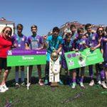 ФК «Тотем» стал победителем чемпионата России