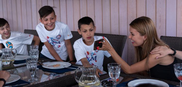 ФК «Тотем» пригласил Викторию Боню на Универсиаду в Красноярск