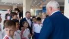Александр Зорков встретился с юниорами ФК «Тотем»