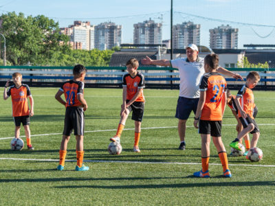 ФК «Тотем» прибыл в Самару на матч «Россия-Уругвай»