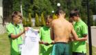 Криштиану Роналдо примерил футболку ФК «Тотем»