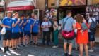Юниоры ФК «Тотем» на экскурсии по Варшаве