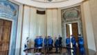 ФК «Тотем» по прибытию в Варшаву посетил посольство России