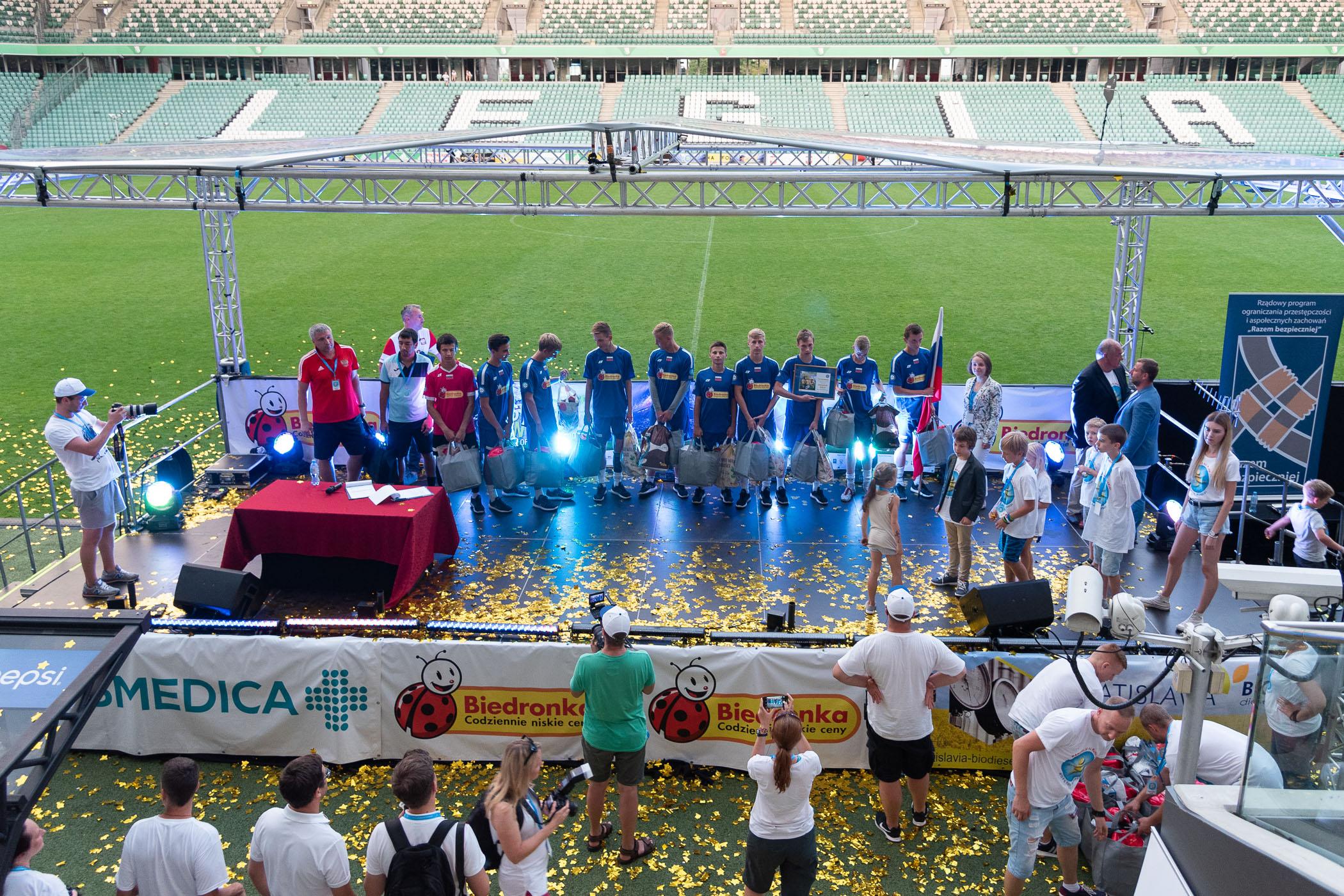 В Польше завершился чемпионат «Hope for Mundial»