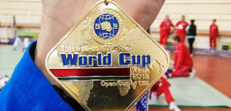 Красноярцы завоевали 5 золотых медалей на Кубке Мира по Тхэквондо