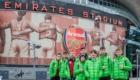 «Арсенал» приветствовал будущее из ФК «Тотем»