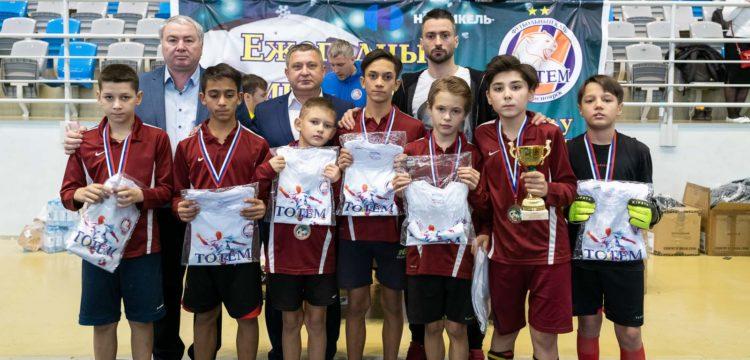 ФК «Тотем»: десять лет наших побед
