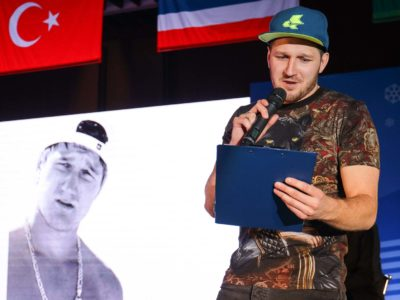ФК «Тотем» - специальный гость «Вечернего шоу Зимней универсиады-2019»
