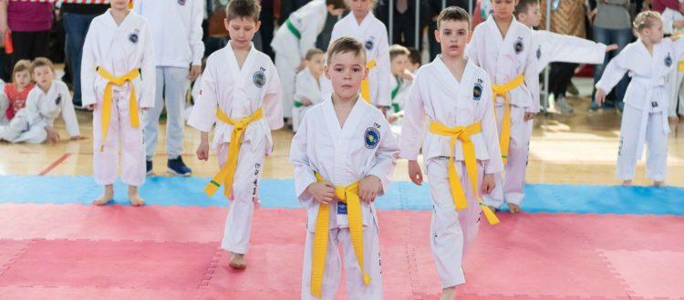 Спорт формирует в ребёнке всесторонне развитую личность