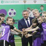 Старт Чемпионата России по мини-футболу
