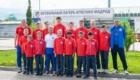 Красноярские Чемпионы из ФК «Тотем» прибыли в Сочи