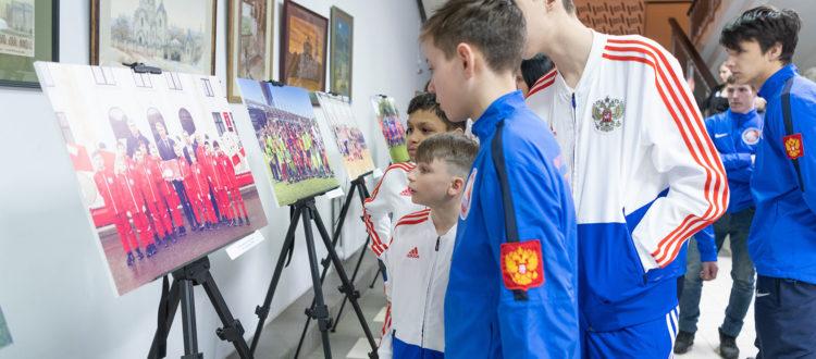 Прокат фильма - Дети Футбола