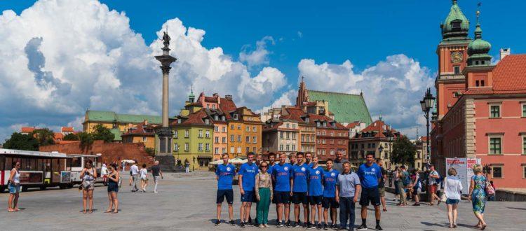 Команда юниоров ФК «Тотем» отправилась на Чемпионат Мира