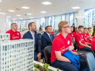 INGRAD выступил спонсором поездки ФК «Тотем» на Чемпионат Мира