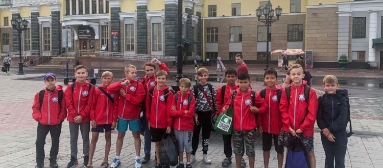 Юниоры из ФК «Тотем» сразятся за Первенство Красноярского края