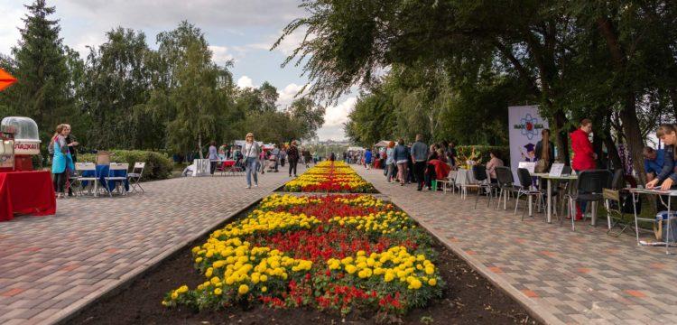 Кировскому району Красноярска исполнилось 85 лет