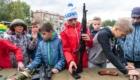 40 лет Железнодорожному району Красноярска
