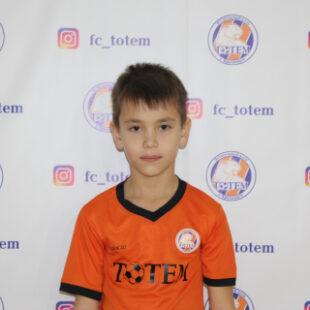 Балданов Никита Сергеевич