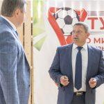 ФК «Тотем» станет центром развития футбола